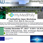 Workshop Announcement – 5th December 2017, Erlangen