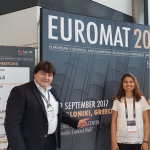 EUROMAT 2017 conference in Thessaloniki, Greece
